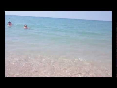 Black Sea near Sevastopol Ukraine