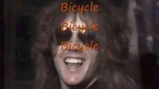 Bicycle Race Queen