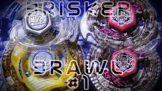 BRISKER BRAWL [#1]: AvengersDistrict VS TheBlueWolfFang!
