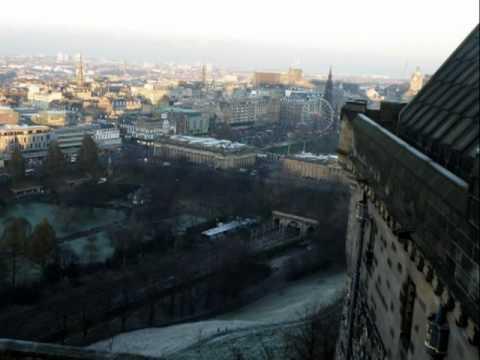 Edinburgh Castle Views.wmv