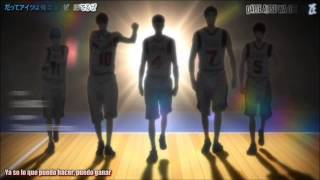 Kuroko no Basket 2 Opening 1 (Other Self) -Sub Español