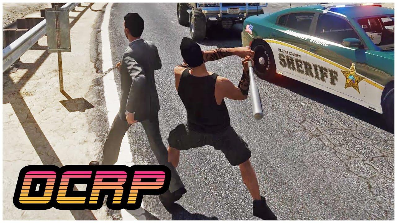 CivRyan - Batters Up! | GTA5 RP OCRP Civ Stories #54