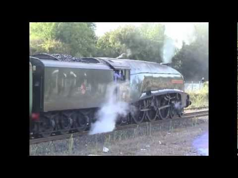 ARCHIVE – Steam on the Main Line 2003