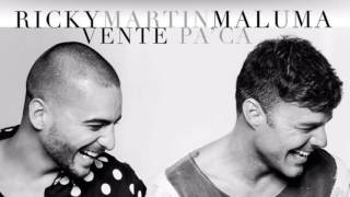 Ricky Martin Ft Maluma - Vente Pa´ Ca - FALU DJ & Remix Luis Dj