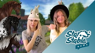 Star Stable Game News | Spectacular horse variations!