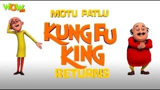 Motu Patlu Kungfu King Returns - Motu Patlu Movie - ENGLISH, SPANISH & FRENCH SUBTITLES! width=