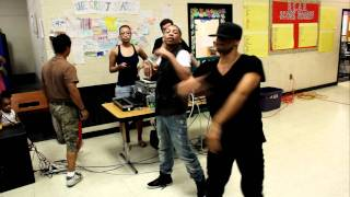 Jacob Latimore Performs Nothing On Me for Leblond B&G Club n Cincinnati