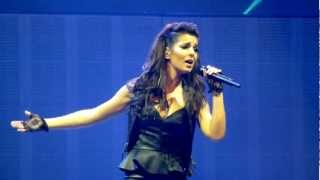 Cheryl Cole - The Flood (LIVE in Manchester)