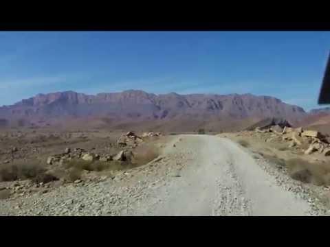 Akka to Imitek, southern trail of Morocco