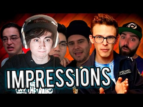 Terrible YouTuber Impressions