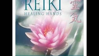 Anuvida & Nik Tyndall - Reiki healing hands