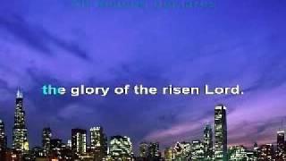 All Heaven Declares Karaoke English