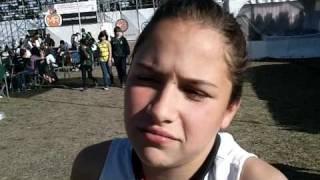 Camila, la Ball Girl víctima de una jugadora china - EXCLUSIVO - Hockey Delivery
