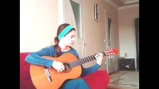 Fon müziği gitar solo