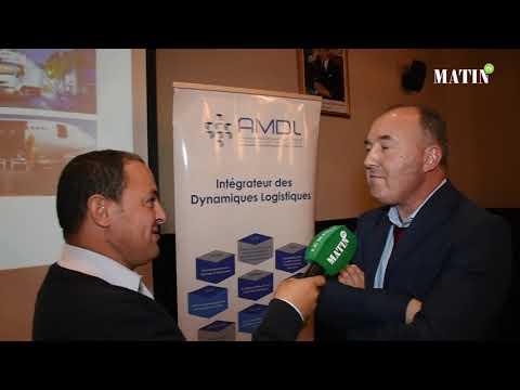 Video : Le DG de l'AMDL fait le point sur l'évolution du secteur de la logistique