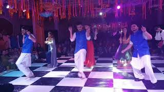 Billo Hai Group Dance |Best Mehndi Dances |