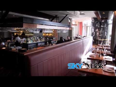 Skybok: Knife (Cape Town, South Africa)