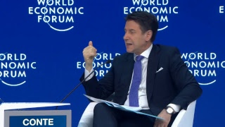 Special Address by Giuseppe Conte, Prime Minister of Italy