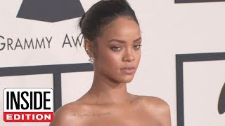 Rihanna Claps Back at Snapchat for Domestic Violence Ad Featuring Chris Brown