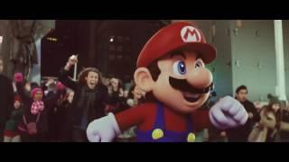 Super Mario Run Official Live Action Trailer Gaming Guruji
