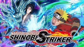 NARUTO TO BORUTO: SHINOBI STRIKER - NEW Scan #4 - EMS Sasuke, Sage Naruto, Battle Ninjutsu Types!