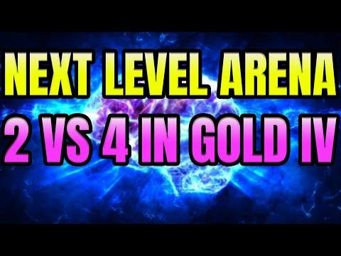 2v4 Arena Madness I Raid Shadow Legends