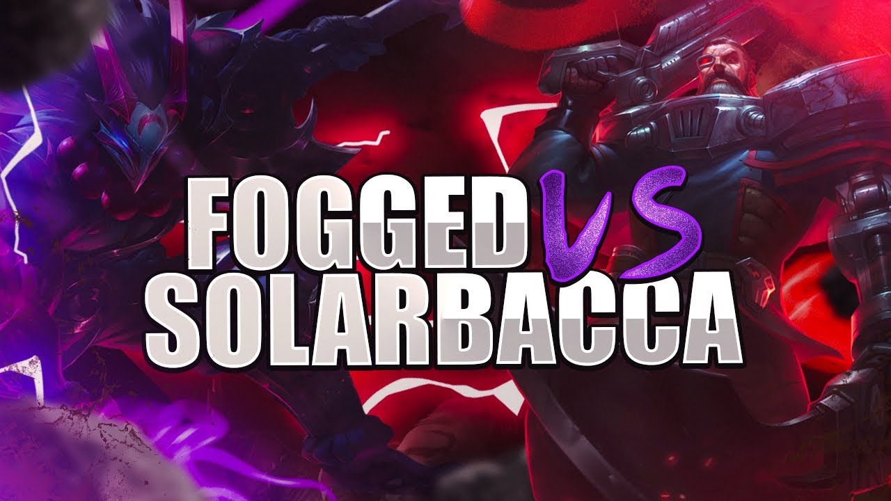 solarbacca - Playing Gangplank into FoggedFTW's Tryndamere (3 solo kills!)