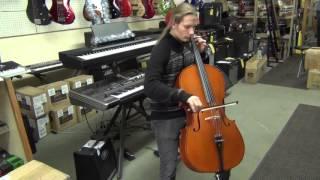Lillo's Music - Violin, Cello, Calimba, Zither, Autoharp