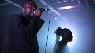 "Young Fathers ""Low"" Live in London"