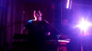 Ricardo Oliveira ao vivo. Cancão do Mar (cover, Dulce Pontes) em bar