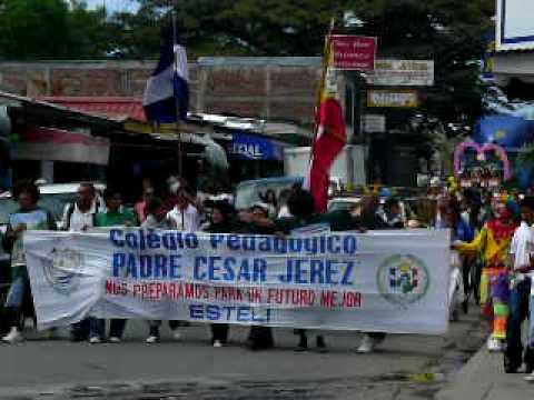Nicaragua, Estelí Parade
