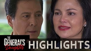 Corazon gets emotional talking to Tiago | The General's Daughter