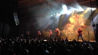 Deceiver of the Gods - Amon Amarth en Chihuahua