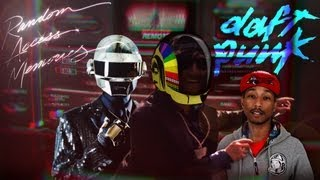 Daft Punk - Get Lucky ft. Pharrell Williams (Dance Music Video) Goofy Dance Session