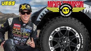 Mickey Thompson Deegan 38 Radial Tire