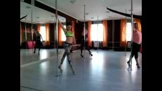 Exotic with U'la, La'Neyla Dance studio (Massive Attack – Karmacoma)