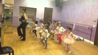 Creative Dance for children at Caracalla Dance School