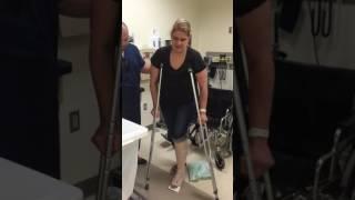 Crutch Difficulty
