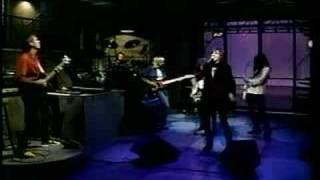 Black Crowes Hard to Handle Live on Letterman 1990