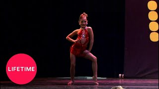 "Dance Moms: Mackenzie's Acrobatic Solo - ""Reach for the Stars"" (Season 3) 