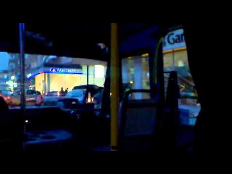 Kadikoy - Kartal Minibüs Hattında Böyle Bir Minibüs Görülmedi [HQ]