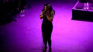 "Amália Hoje ""Foi Deus"" live @ Brooklyn Academy of Music ( New York, 12/3/2011)"
