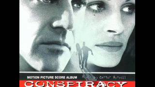 Carter Burwell - Turning into a Jerry (Conspiracy Theory Soundtrack)