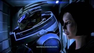 Mass Effect 3: Garrus Romance #7: Garrus after Cerberus attack (Kaidan killed by Shepard)