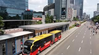 Car Free Day Jakarta 2017