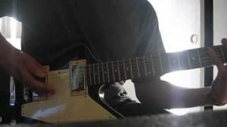 """""""Mother Puncher""""-Mastodon (Guitar Cover)"""