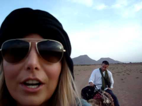 Morocco Camel Trek/safari Sahara -Part 1 – Lauren