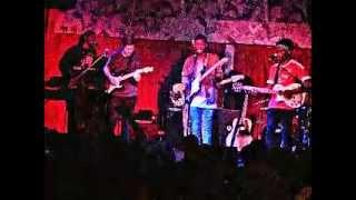 SAMM HENSHAW 'My Girl' LIVE  in Manchester 7/11/15