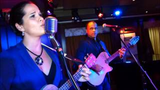 Pastime Duo Lucy In The Sky With Diamonds Princess Cruise 2016 San Pedro Night 1