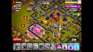 Clash of Clans - Clan Wars: Battle Day!